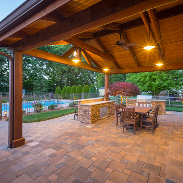 Photo Gallery -Covered Structures, Pergolas & Decks